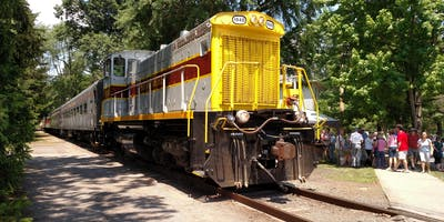North Shore Railroad Train Rides