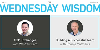 Real Presents: Wednesday Wisdom with Wai-Yew Lam and Ronnie Matthews