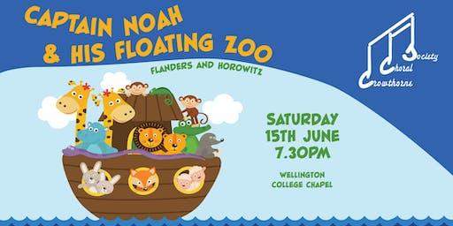 Captain Noah & His Floating Zoo