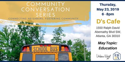 Community Conversation - Education