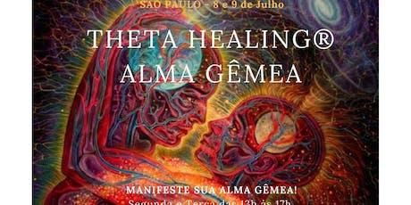 SP – 8 e 9/07 – ThetaHealing® – Alma Gêmea ingressos