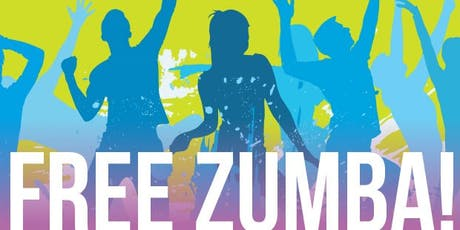 FREE ZUMBA AT PARKWAY BANK PARK  tickets
