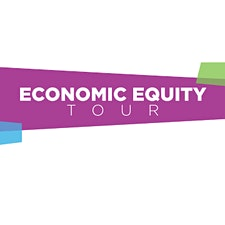 Economic Equity Tour logo