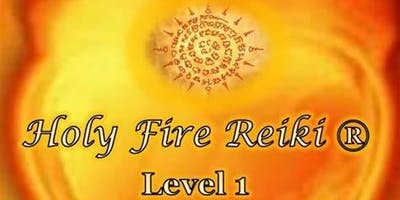Usui / Holy Fire® III Reiki Level 1