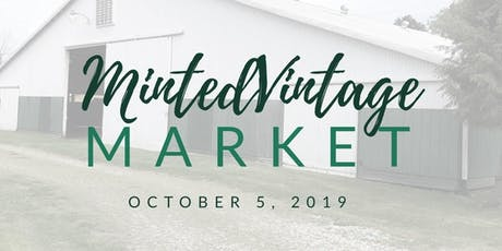 Minted Vintage Market tickets