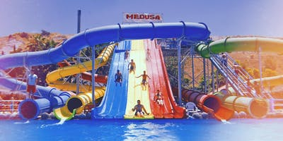 Tijuana waterpark trek!