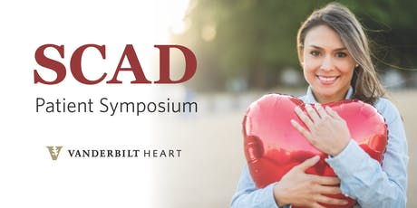 Spontaneous Coronary Artery Dissection (SCAD) Patient Symposium tickets