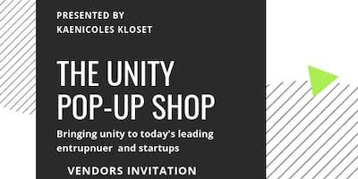 Unity Pop-Up Shop