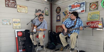 Live Music with Step Aside Blues Band