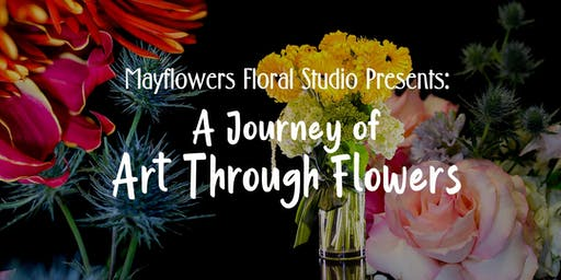 A Journey of Art Through Flowers: Modern and Bold