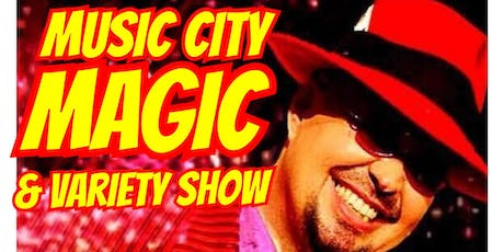 Music City Magic & Variety Show tickets