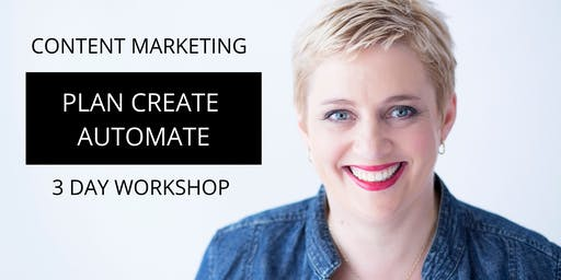 Content Marketing: Plan Create Automate