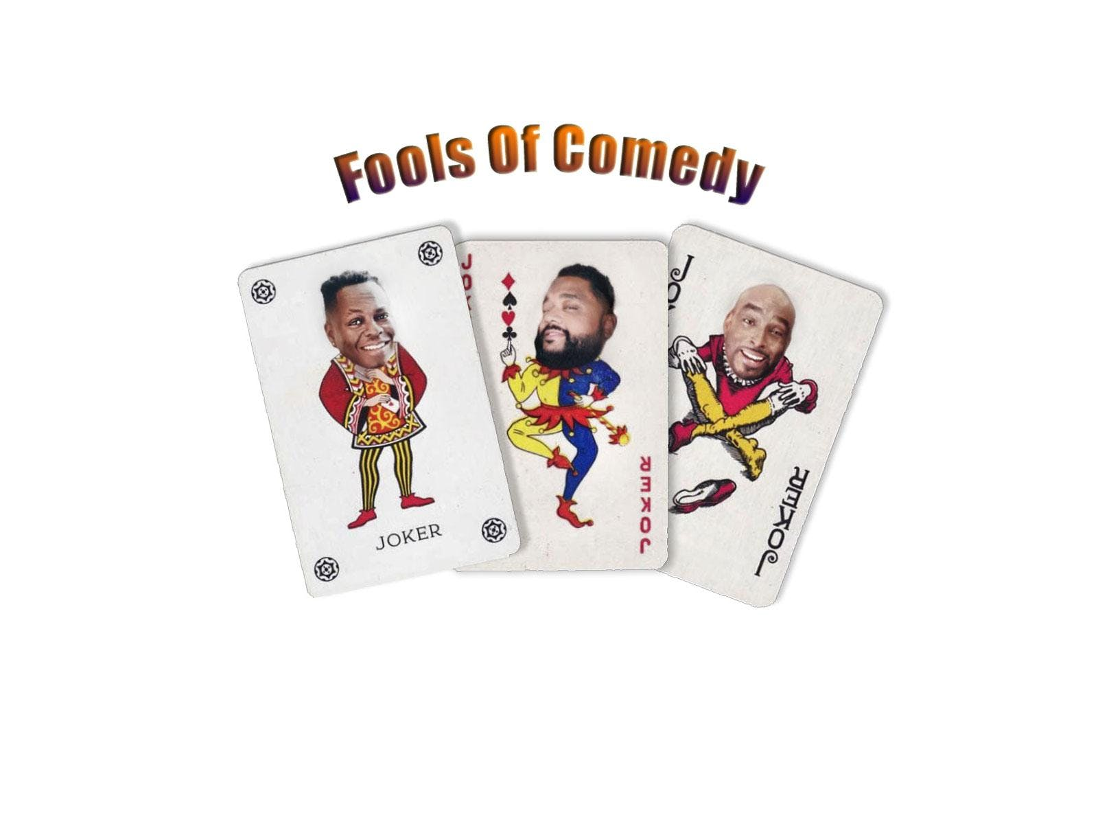 FREE TICKETS @ STANDUP LIVE PHOENIX FOOLS OF COMEDY
