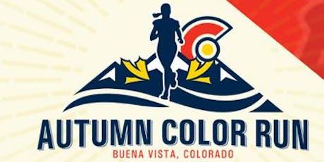 2019 Autumn Color Run tickets