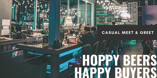 HOPPY BEERS HAPPY BUYERS - First Time Homebuyer Meet + Greet