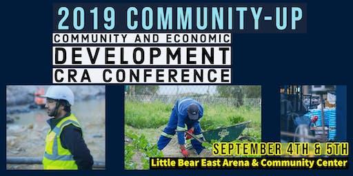 Community-Up's:  Community and Economic Development CRA Conference