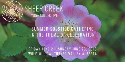 2019 Summer Solstice Gathering