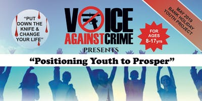 'Positioning Youth To Prosper' Everything FREE!!! Pay ONLY £10 admin fee