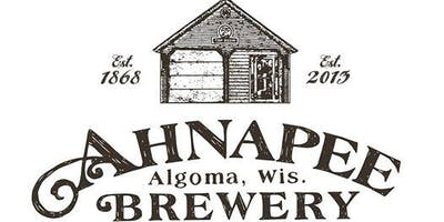 Ahnapee Brewing Tasting