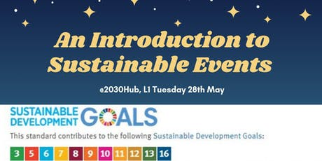 Introduction to Sustainable Events  tickets