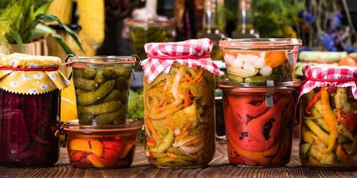 Pickling Summer Produce