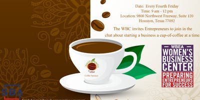 Fourth Friday Small Business Coffee Chat