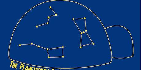 Planetarium tickets