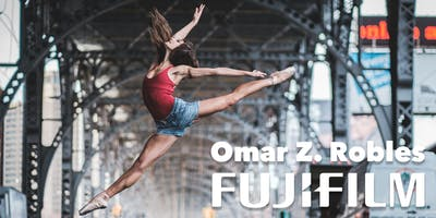 Dance Photography and Fujfilm Demo with Fuji X-Photographer Omar Z. Robles