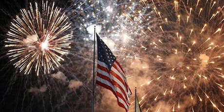 """Fourth of July """"In the Sky""""  tickets"""