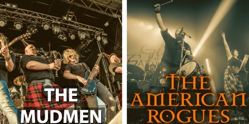 THE MUDMEN & THE AMERICAN ROGUES - not your average cèilidh!