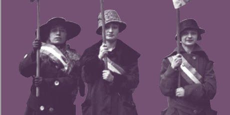 """Women Fight for the Vote"" Community Day tickets"