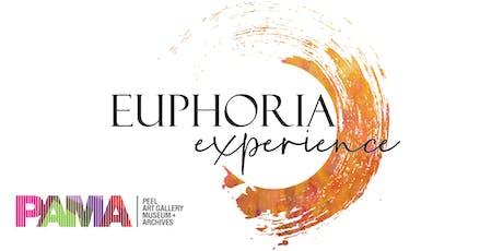 Euphoria - explore the senses tickets