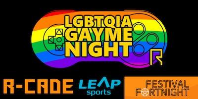 LGBTQI Gayme Night- Festival Fortnight