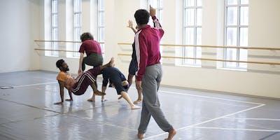 Open Rehearsal: Kyle Marshall Choreography