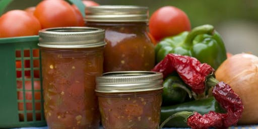 Water Bath Canning: Garden Fresh Salsa