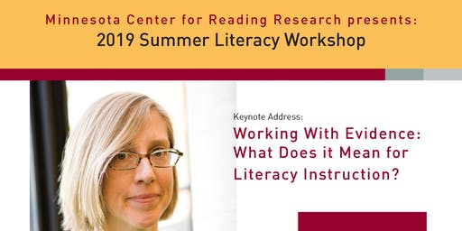MCRR Summer Literacy Workshop 2019