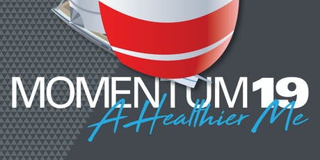 Fall Conference - Momentum19 A Healthier Me tickets