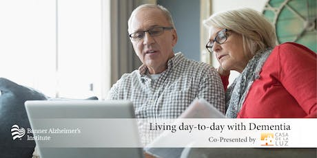Living day-to-day with Dementia (Tucson) tickets
