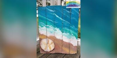 Sand Dollar: Pasadena, Bella Napoli with Artist Katie Detrich!