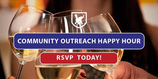 DCRP June Community Outreach Happy Hour