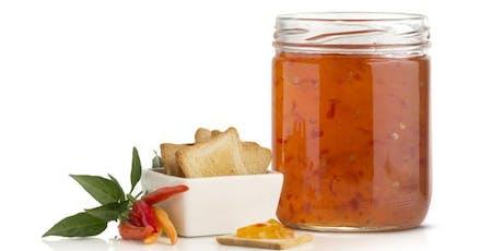 Water Bath Canning: Hot Pepper Jam tickets