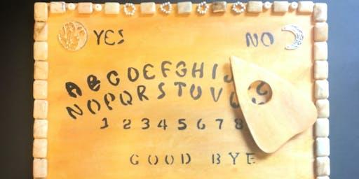 Ouija Board Wednesdays