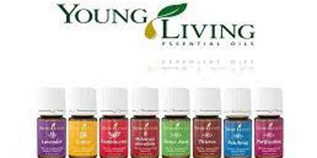 YoungLiving Essential Oils 101 with expert Tanya Muedeking tickets