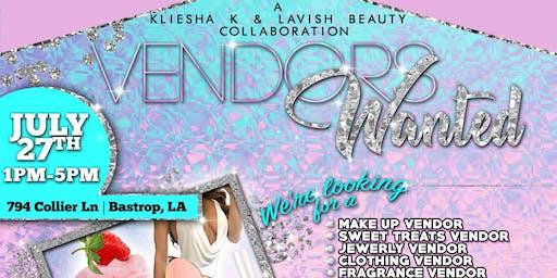 Lavish Beauty & Kliesha K PopUp Shop