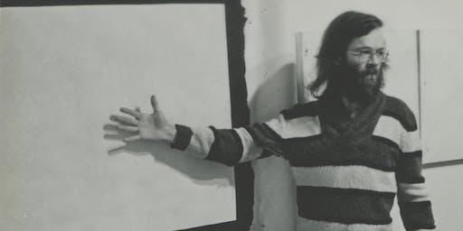 Curator-Led Tour of 'Introducing Tony Conrad: A Retrospective'