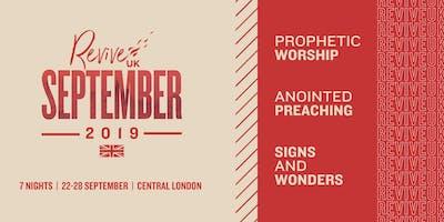 REVIVE UK, LONDON | DANIEL CHAND (7NIGHTS)