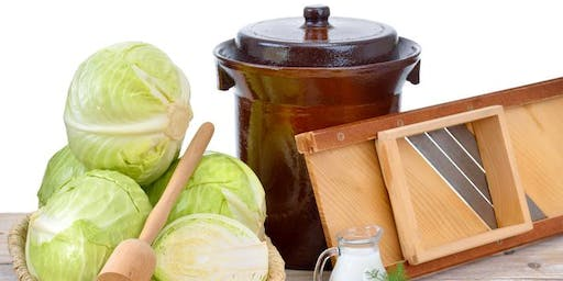 Fermenting Vegetables - Sauerkraut