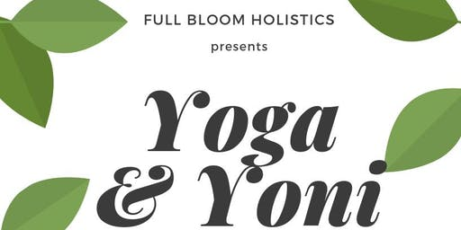 Yoga & Yoni Escape Vendors