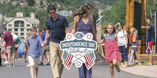 2019 Beaver Creek Independence Day Celebration VIP