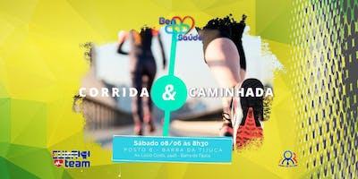 2ª Corrida e Caminhada 3,5 e 10km– Projeto Ben+Saúde